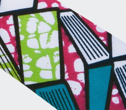 White Wax Tie - cinabre paris
