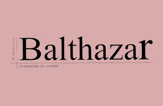 Cinabre sur Balthazar Magazine