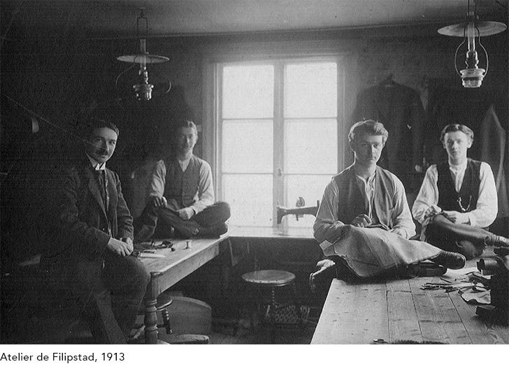 Filipstad atelier, 1913