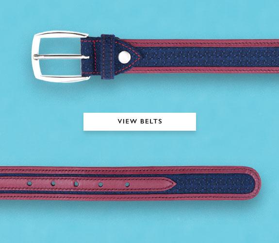 Decouvrez les collections de ceintures CINABRE made in France
