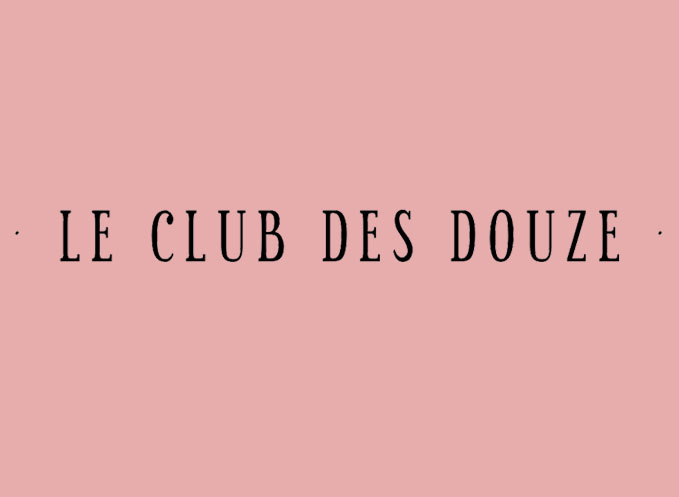Cinabre sur Le Club Des Douze