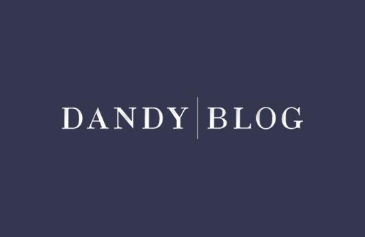 Cinabre sur Dandy Blog