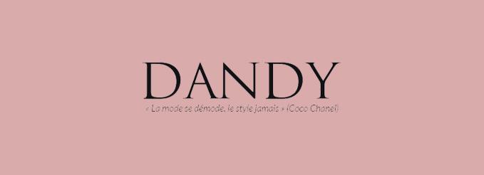 Cinabre sur Dandy Magazine