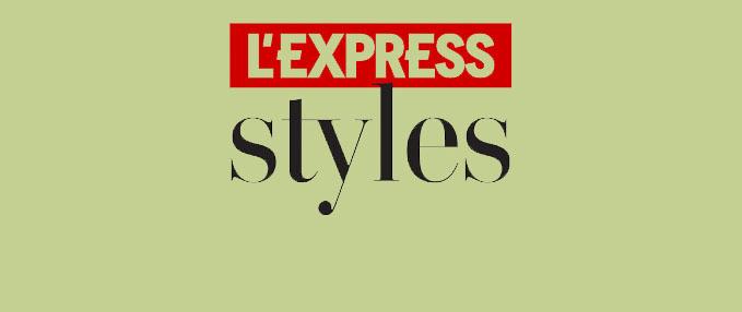 Cinabre sur L'Express Styles