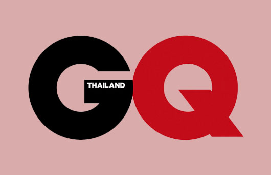 CINABRE sur GQ Thailand