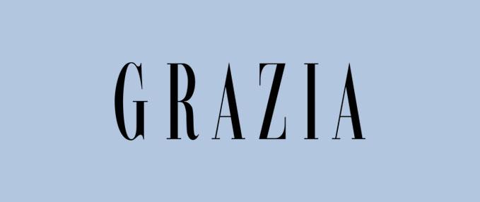 Cinabre dans Grazia