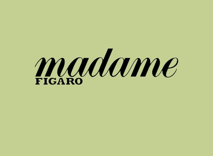 Cinabre sur Le Figaro Madame