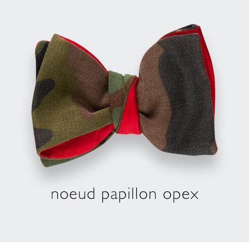 Cinabre Opex bow tie