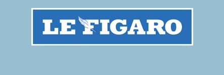 Cinabre dans Le Figaro Spécial Cravate