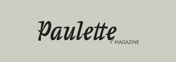 Cinabre sur Paulette Magazine