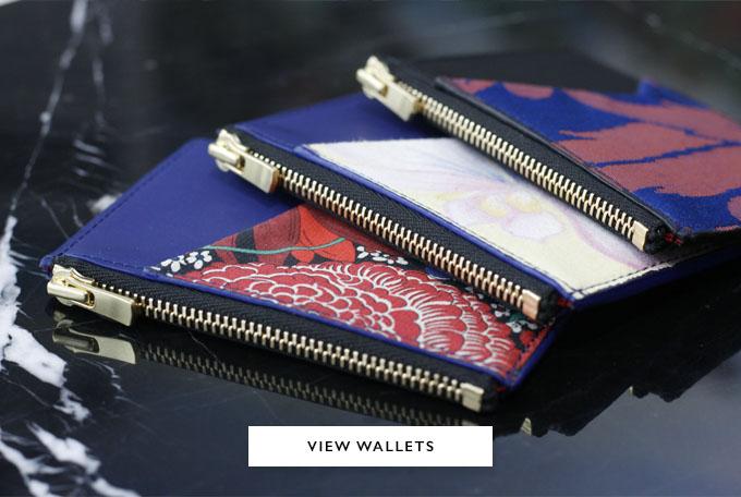 CINABRE Wallets