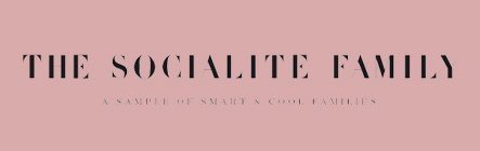 Cinabre sur The Socialite Family