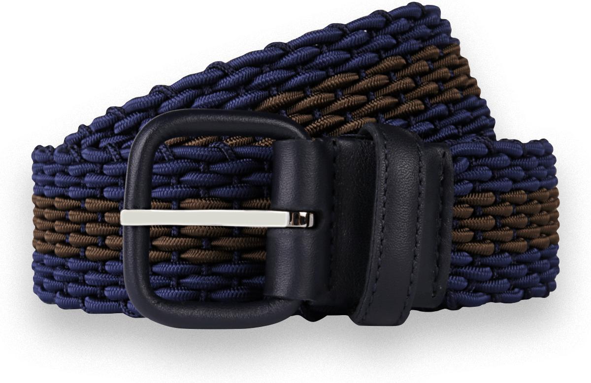 Les ceintures tressées Cinabre