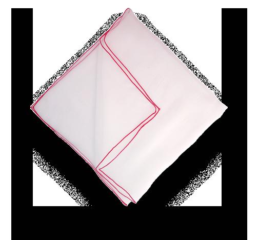 Pocket squares Cinabre